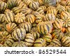 Fairy pumpkins - stock photo