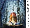 Fairy tale - stock photo