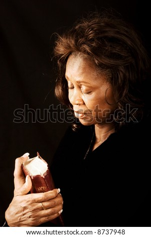 faith - stock photo