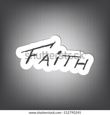 Faith Essays (Examples)