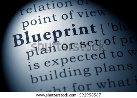 Fake dictionary dictionary definition word blueprint stock photo fake dictionary dictionary definition of the word blueprint including key descriptive words malvernweather Images