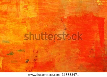 Fall abstract background or Orange abstract background, Wallpaper background, Orange background, Orange color, Orange, Hot background, Summer background, Africa background, Creative background, Art - stock photo