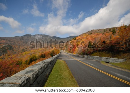 Fall Colors - stock photo