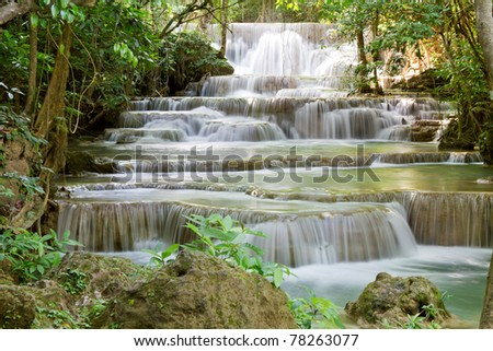 Falls National Park - stock photo