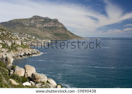 False Bay (South Africa).
