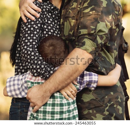 Army Love couple Hd Wallpaper : Military Family Stock Photos, Images, & Pictures Shutterstock