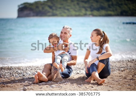 Family holidays by the sea