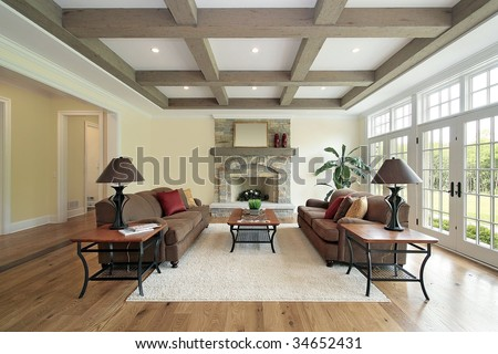 Beam Ceilings Photos Beam Ceiling Stock Photo