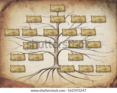 family tree designs