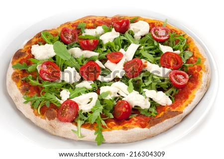 famous food in the world - stock photo