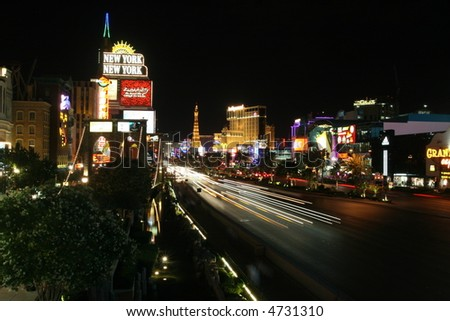 Famous Las Vegas Strip