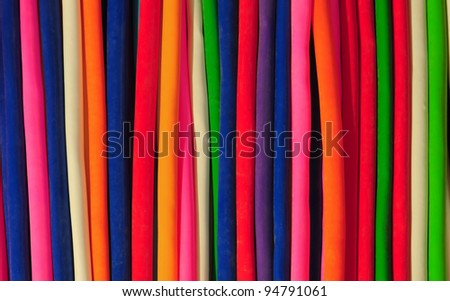 Fancy balloon texture background - stock photo