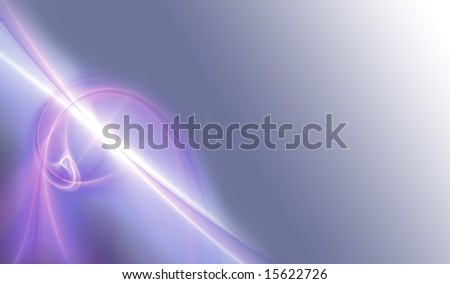 Fancy purple abstract design template - a powerful background with a lot of movement.