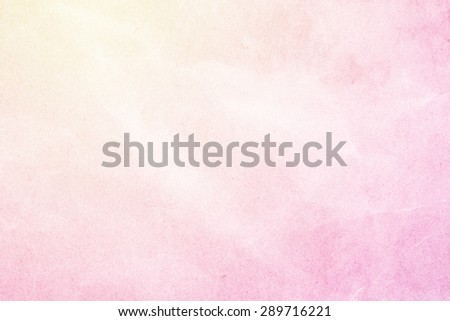 fantastic soft cloud and sky abstract background with grunge paper  texture - stock photo