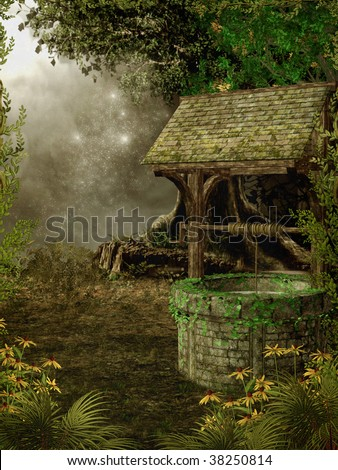 Wishing Well Stock Images Royalty Free Images Amp Vectors