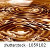 Fantasy ripples - stock photo