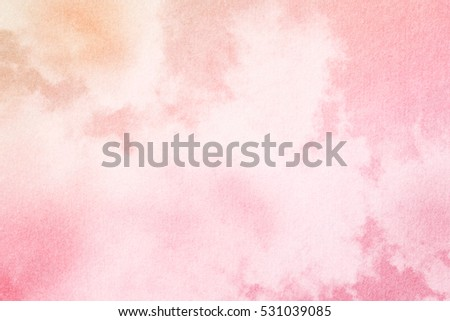 fantasy soft cloud and sky with grunge texture, nature abstract background
