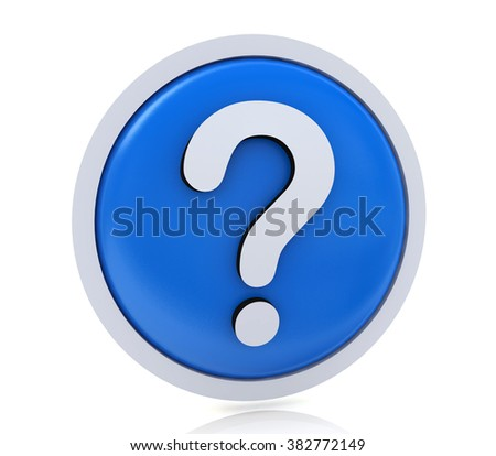 faq or question mark in the design of the information related to the Internet - stock photo