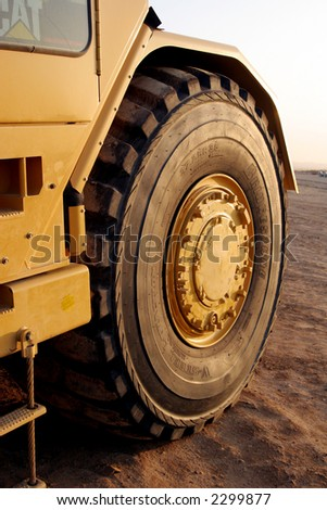 Farm truck #1 - stock photo