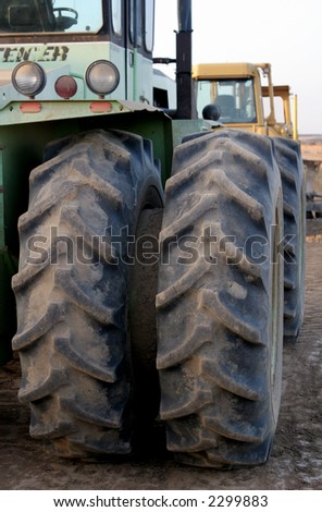Farm truck #6 - stock photo