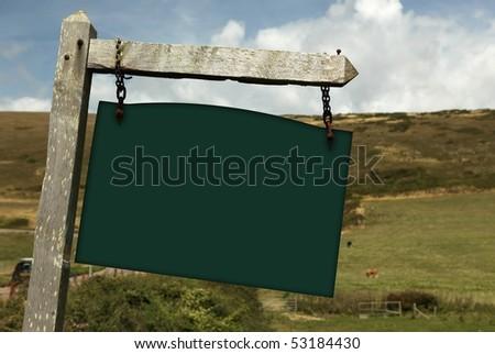 farm uk - stock photo