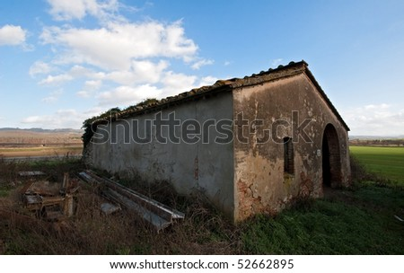 Farmhouse in Umbria / Italy