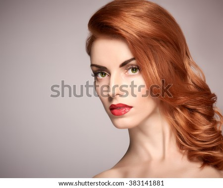 Nude redhead pic