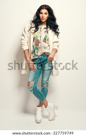 Ripped Jeans Stock Images, Royalty-Free Images & Vectors ...