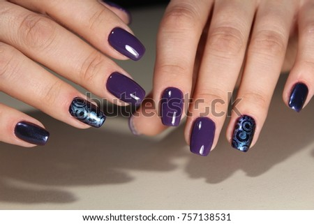 Natural nails gel polish perfect clean stock photo 529316788 fashion nails design manicure prinsesfo Images