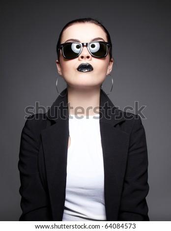 fashion nightmare - stock photo