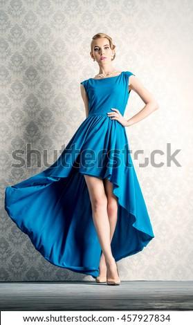 Fashion Evening Dress