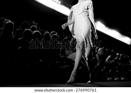 Fashion Show - stock photo