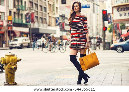 Summer dress and boots healthcare