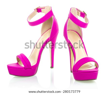Pink Stiletto Stock Images, Royalty-Free Images & Vectors ...