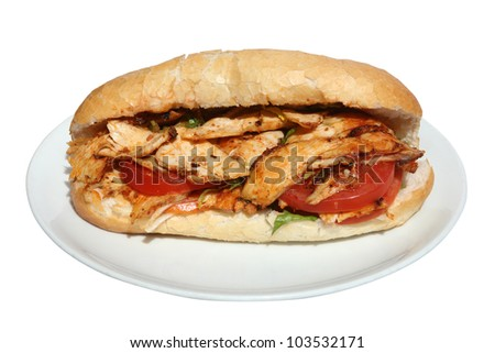 Fast Food - stock photo