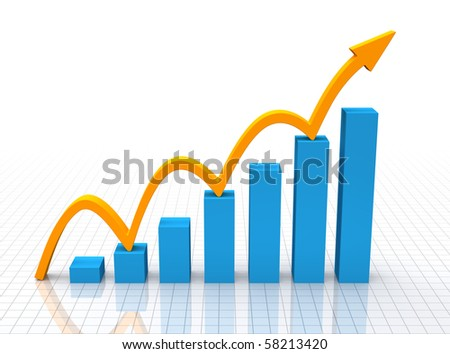 Fast Growth - stock photo