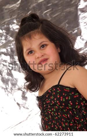 Fat Little Girl Stock Photo 62273911 Shutterstock