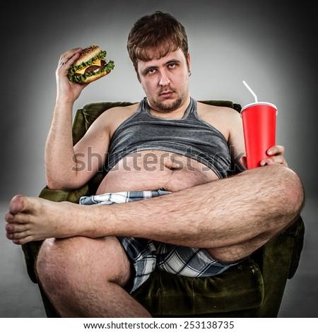 Fat Guy Eating Pizza Meme