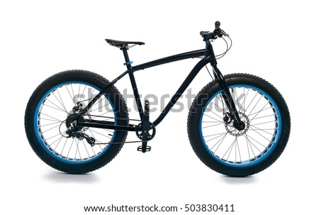 Fatbike fat bike or fat-tire bike