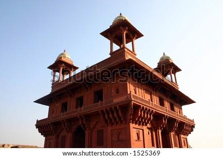 Fatehpur sikiri - stock photo