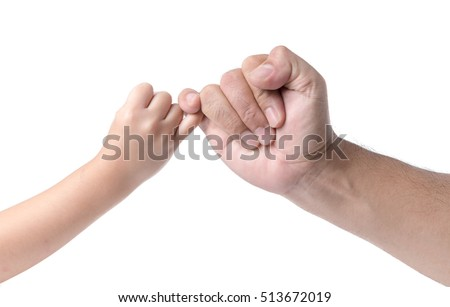 pinky swear stock images royaltyfree images amp vectors