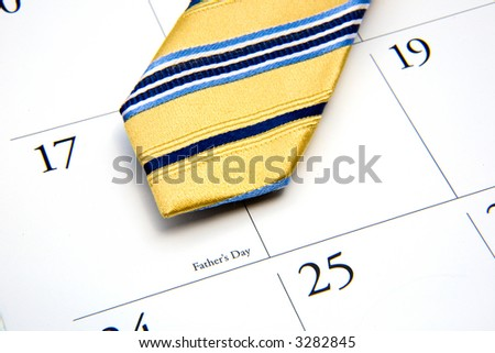 Father's Day - stock photo