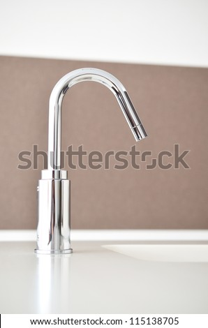 faucet - stock photo