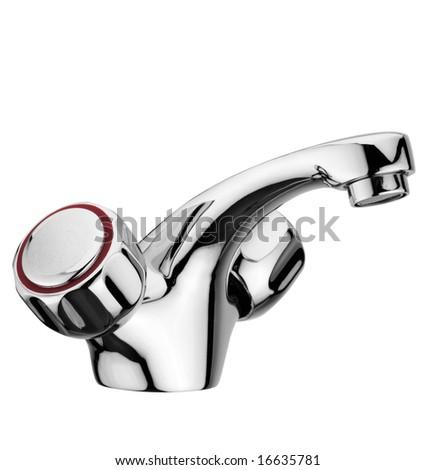 faucet - stock photo
