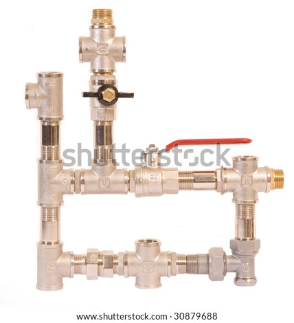 faucets, pipes, screw-thread