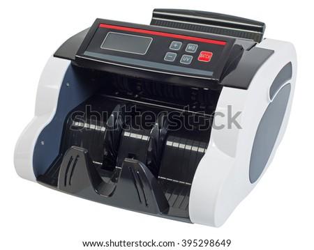 Fax laser printer - stock photo