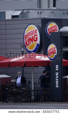burger king stock photos images pictures shutterstock. Black Bedroom Furniture Sets. Home Design Ideas