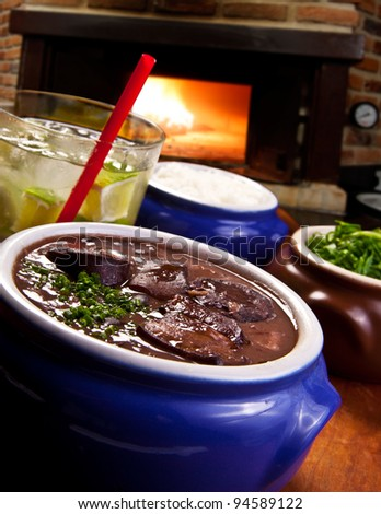 Feijoada - stock photo