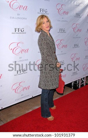 "Felicity Huffman  at the Eva Longoria Parker Fragrance Launch Party For ""Eva,"" Beso, Hollywood, CA. 04-27-10"