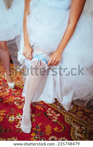 in leg sexy silk stocking: